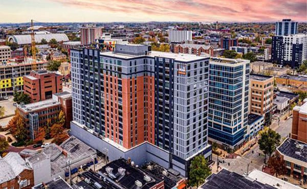 GMH JV buys 672-bed mixed-use student-housing project